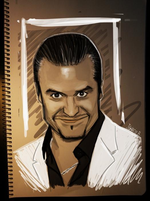 Mike Patton by IgnacioR